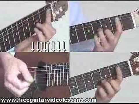 This boy beatles part 1 guitar lesson marcos farhat