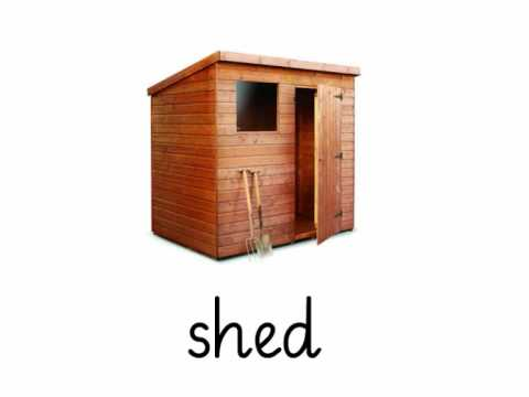 sh - Phonics - shop, shut, ship