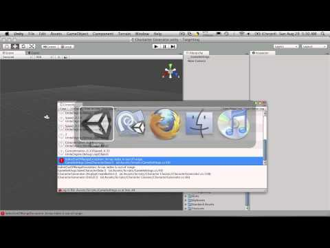 31. Unity3d Tutorial - Saving Character Data 5/6