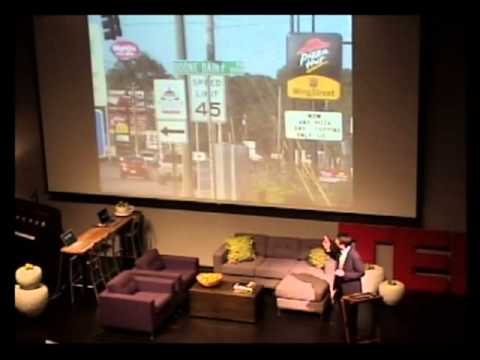 TEDxCreativeCoast - Christian Sottile - The City is Human
