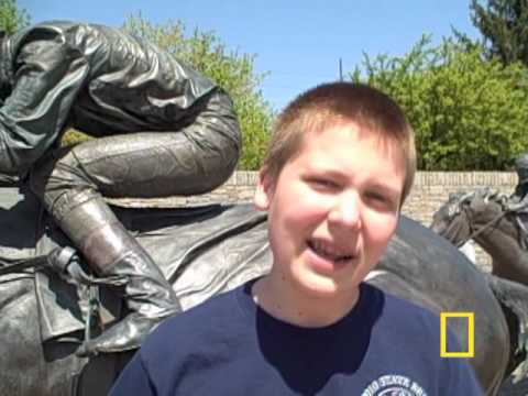 National Geographic Bee 2010 - Geographic Bee 2010 - KY Finalist
