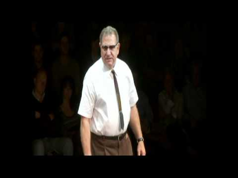 Dan Lauria as Vince Lombardi, 'Lombardi' on Broadway