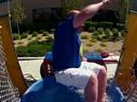 Wayde and Brett Get Dunked   Tanked