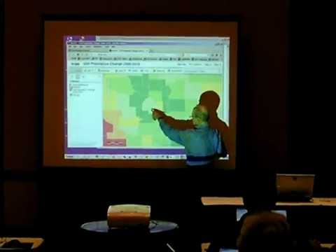 Teaching with ArcGIS Online