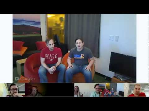 YouTube API Office Hours May 23, 2012