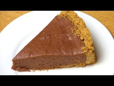 No Bake Nutella Cheesecake - RECIPE