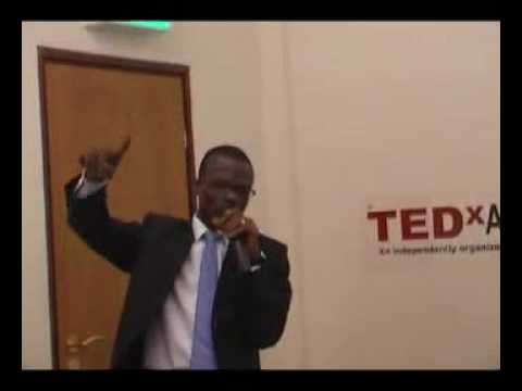 TEDxAbuja - Oluwa Femi Adedipe - When the Great Divide Meets the Great Leveler