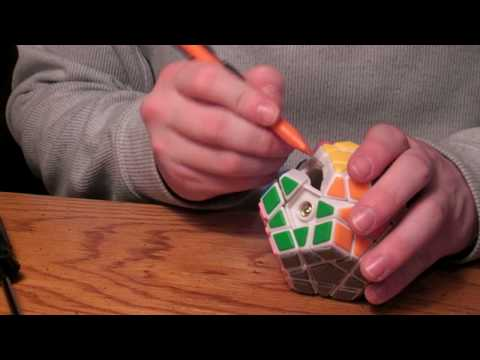 How to Mod The Megaminx: Part 2: New Tiled Cubeforyou Minx