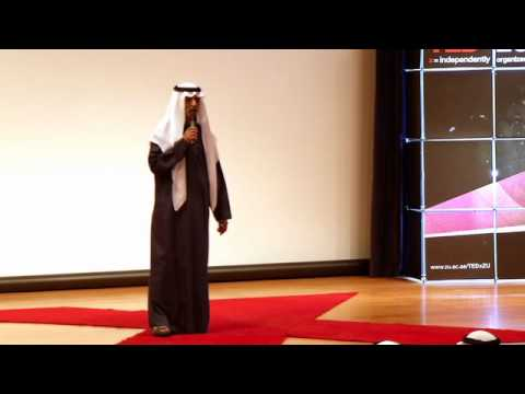 TEDxZU - HE Sheikh Nahayan Mabarak Al Nahayan - Social Media: The Media of Tomorrow