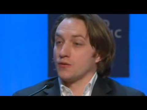 Forum Economique Mondial 2007 - The Impact of Web 2.0