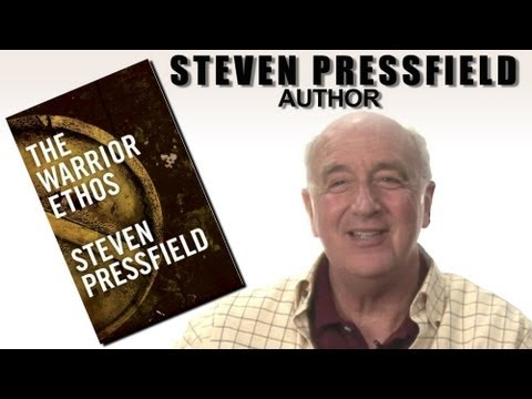 Why Steven Pressfield Wrote The Warrior Ethos