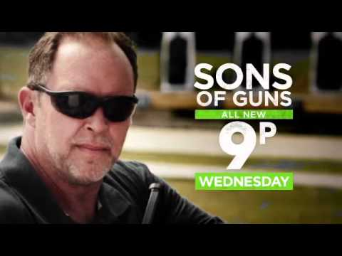 Sons of Guns | New Episodes Wednesdays at 9PM e/p on Discovery*