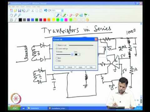 Mod-03 Lec-13 Short Circuit Protection of Power MOSFET