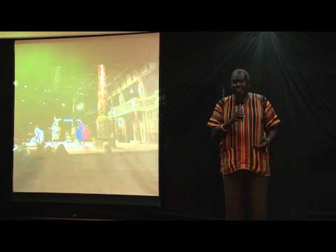 The Theatre: an Agent for Consciousness: Joseph Abuk at TEDxJuba