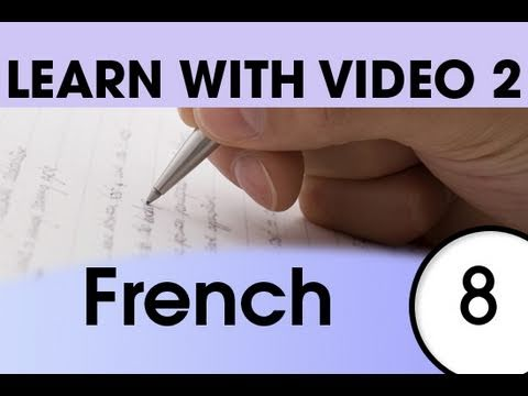Learn French with Video - French Expressions and Words for the Classroom 1