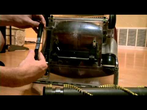 "Eureka ""The Boss"" SmartVac 4870 - Tune Up"