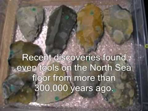 Amazing History under Water