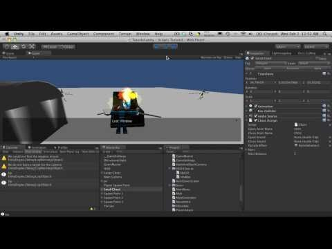 158. Unity3d Tutorial - Setup From Scratch And Cleanup - Part 11