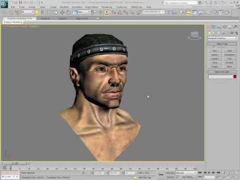 Using 3ds Max with Mental Mill - Part 2
