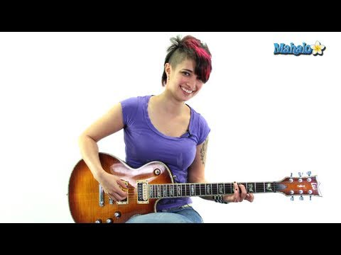 """How to Play """"Give Me Everything"""" by Pitbull ft. Ne-Yo, Afrojack, and Nayer on Guitar"""
