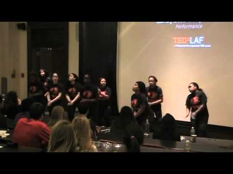 Live Performance: Precision Step Team at TEDxLaf