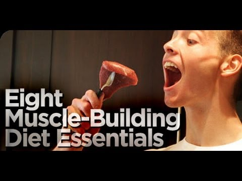 Best Foods That Build Muscle: Muscle Building Foods To Help Build Muscle