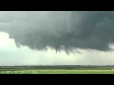 TORNADOES!!!  Time-Lapse Footage, 7/16/11