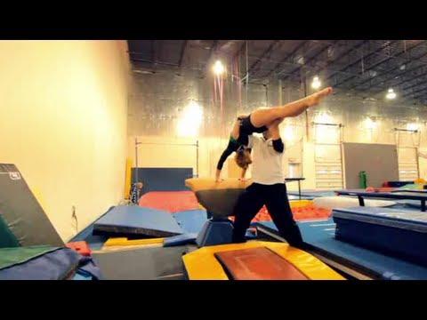 Gymnastics: How to Do a Twisting Layout Yurchenko like Shawn Johnson