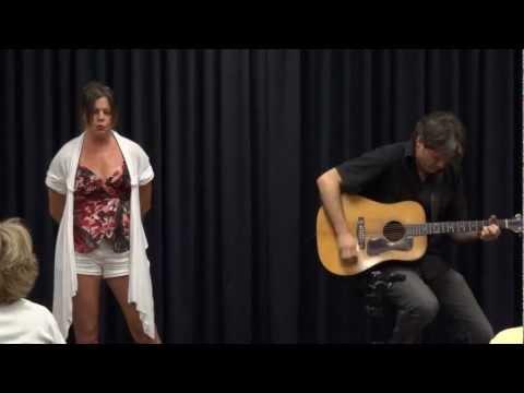 TEDxPhoenixvilleSalon - Loretta Bilieux & Chad Kinsey - Performance