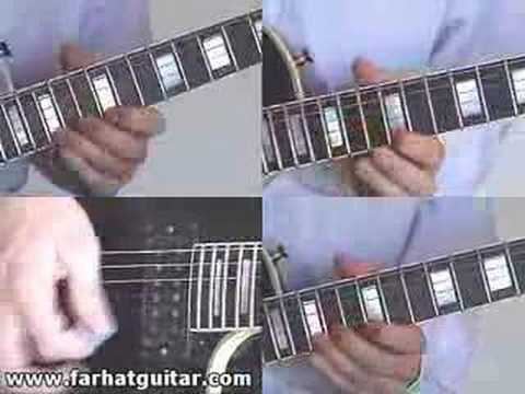 Stairway to heaven led zeppelin part 7 FarhatGuitar.com