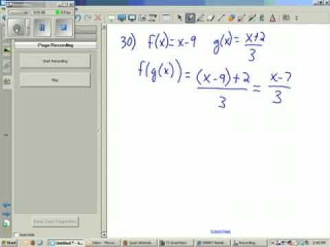 Review Problem 30