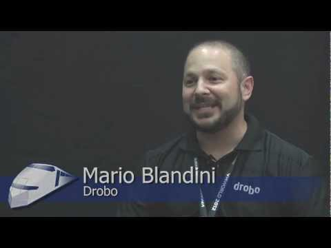 Interview with Mario Blandini from Drobo