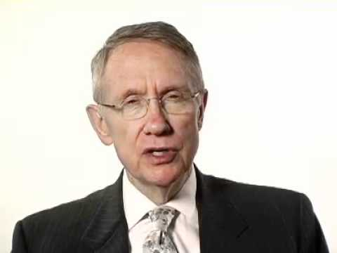 Harry Reid on Agriculture and Energy
