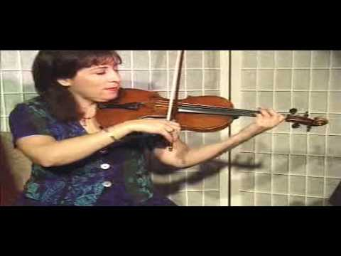 "Violin Lesson - Song Demonstration - ""Aloutte"""