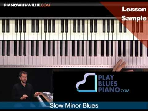 Introduction- Slow Minor Blues