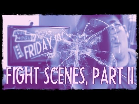 FIGHT SCENES, PART II - w/Special Guest Host, Andrew Kim : FRIDAY 101