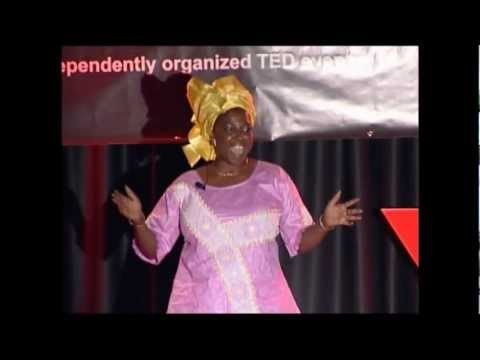 Creating Cultural Awareness Through Dance: Sadia Nuhu at TEDxCorpusChristi