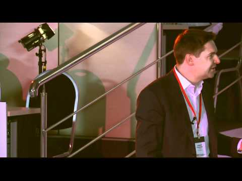 TEDxSkolkovo - Andrey Skvortsov - Indifferent people are the source of optimism