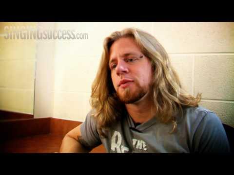 Decyfer Down - TJ Harris Interview Vocal Technique