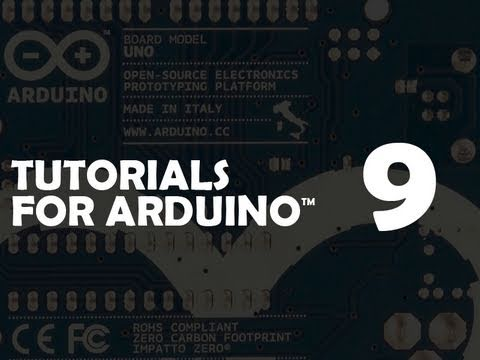 Tutorial 09 for Arduino: Wireless Communication