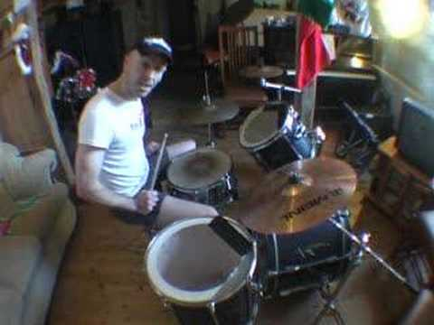 Drum tutor, An easy fill for the beginner, lesson 1