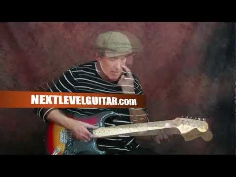 Learn Lynyrd Skynyrd inspired guitar Southern rock song style lesson on Fender Stratocaster