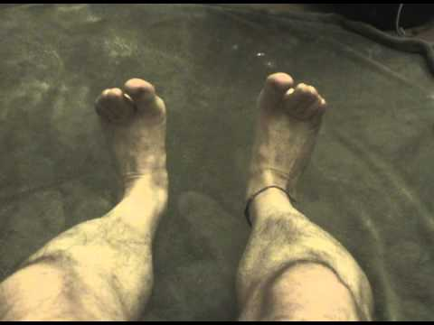 Peterzell's Phantom Limb Mirror Video: Illusory (egocentric) locus of control - 2 - bilateral Ankle