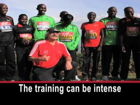 Going to Kenya to Seek Runners' Winning Formula