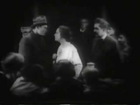 Warning on Immigrants in 1920 Film