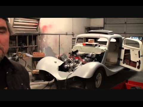 Fiberglass Kit-Car Replica Company-The TRUE STORY About Your HOT ROD! Part 2