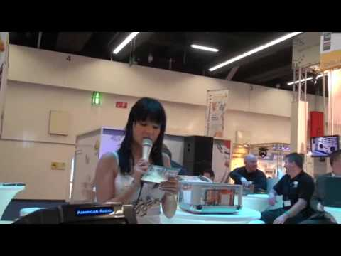 FRANKFURT MUSIKMESSE Video 24, 2009. American A give away