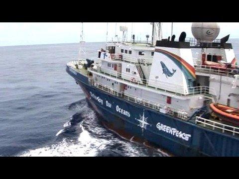 Gotan Project Defend Our Oceans