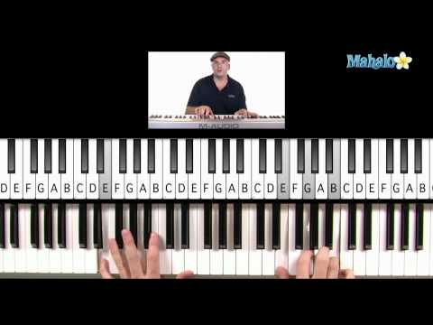 "How to Play ""The Show Goes On"" by Lupe Fiasco on Piano"