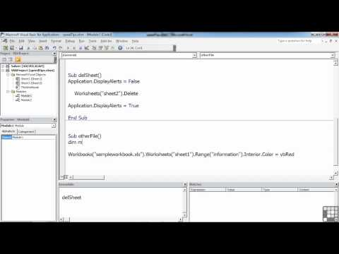 Visual Basic for Excel Tutorial | VBA Tips | InfiniteSkills